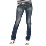 Miss Sixty Damen Jeans, Damenjeans, Hüftjeans Magic Push UP Slim Jeans DL0859 Col.F09950 low waist, slim leg