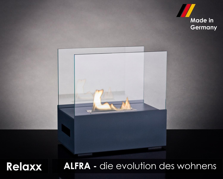 Alfra Feuer Rela Ethanol Kamin Tischkamin Feuerstelle Für Bio Innen Und