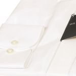 Wilvorst Herrenhemd, klassisches Hemd 470011/80-0370 mit Haifischkragen, Regular Fit, Champagner Bild 3