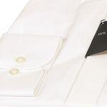 Wilvorst Herrenhemd, klassisches Hemd 470011/80 mit Haifischkragen, Regular Fit, Champagner 003