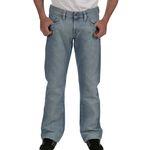 Mustang Herren Jeans, Männerjeans 3194 5093 000, Lightblue - Straight Leg, Comfort waist