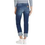 Wrangler Damen Jeans, Frauenjeans W27VKW85Q Retro Straight Retro Blue Bild 2