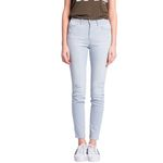 Wrangler Damen Jeans, Frauenjeans W27HX884I High Skinny Favorite Light