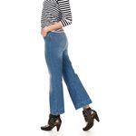 Wrangler Damen Jeans, Frauenjeans W230BG39W Cropped Flare Retro Vibes Bild 2