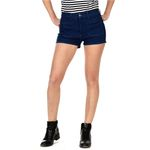 Wrangler Damen Jeans, Damen Short W23161023 Retro Pin Up Short Rinsewash