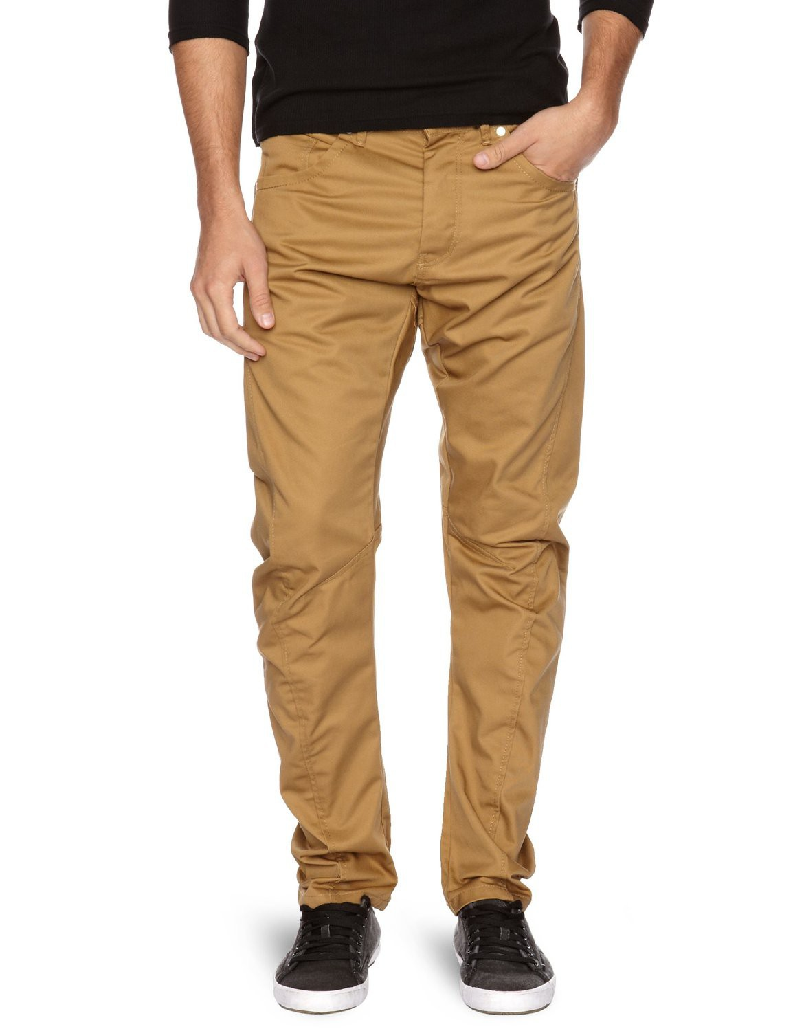 fashion styles online store new products Jack & Jones Chino Pant, Chino Hose Dale Twisted Dull Gold