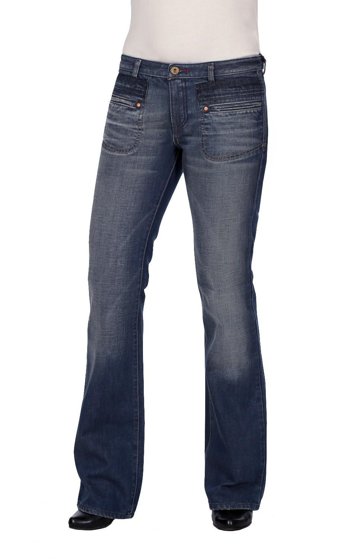 diesel damen jeans h ftjeans low waist bootcut jeans. Black Bedroom Furniture Sets. Home Design Ideas