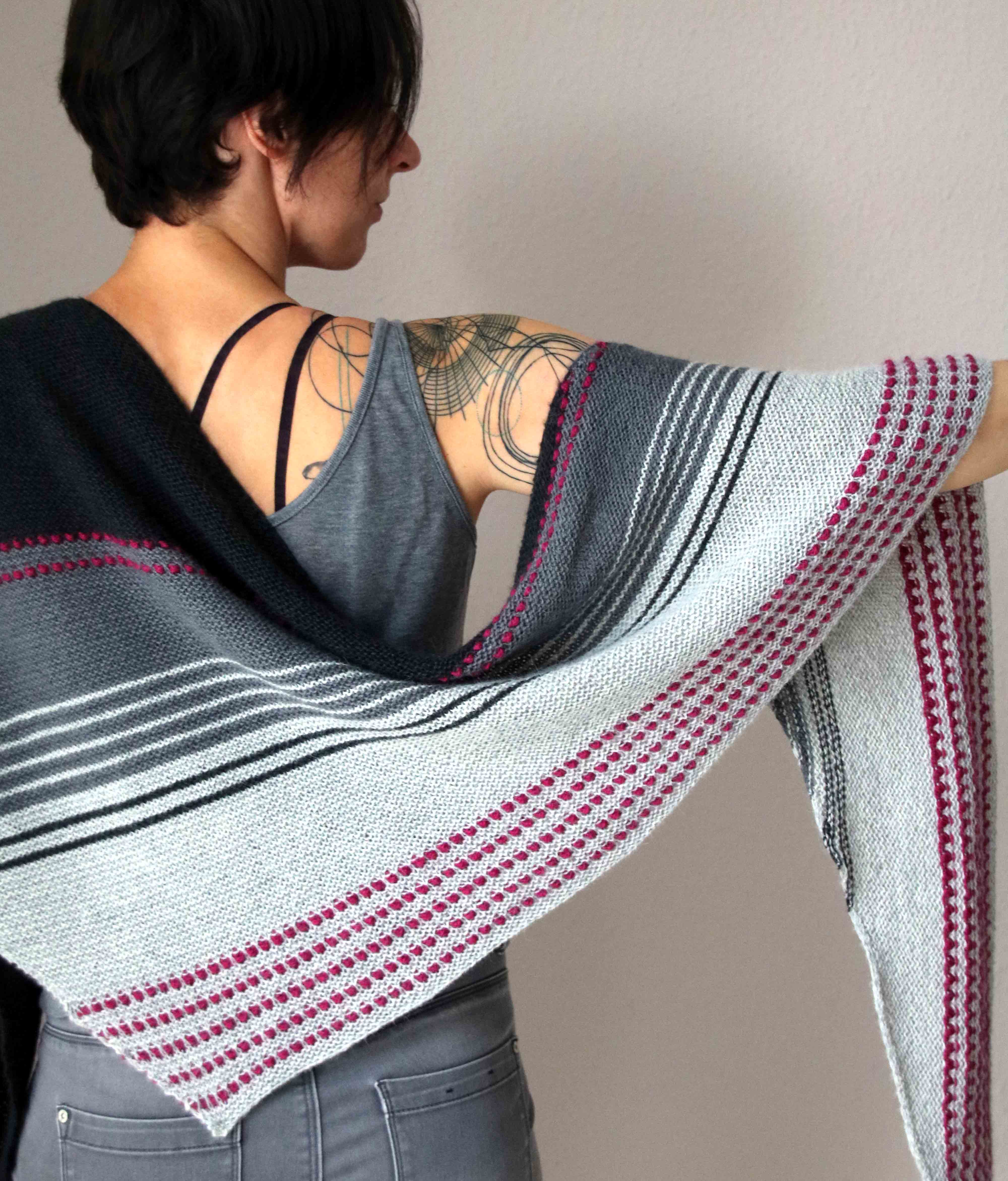KNITTING KIT | SHAWL THE BIG EASY