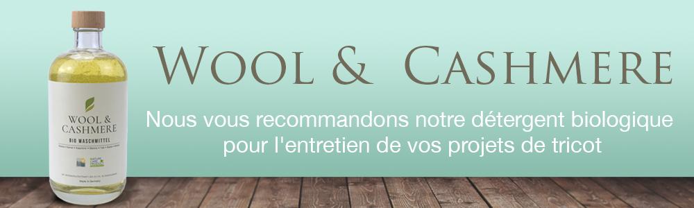 DÉTERGENT | WOOL & CASHMERE 500ml