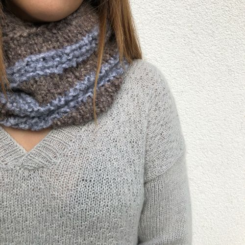 Pattern | Loop Tira made with Soffio 001