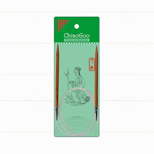 ChiaoGoo | Bamboo Circulars | PREMIUM BAMBOO