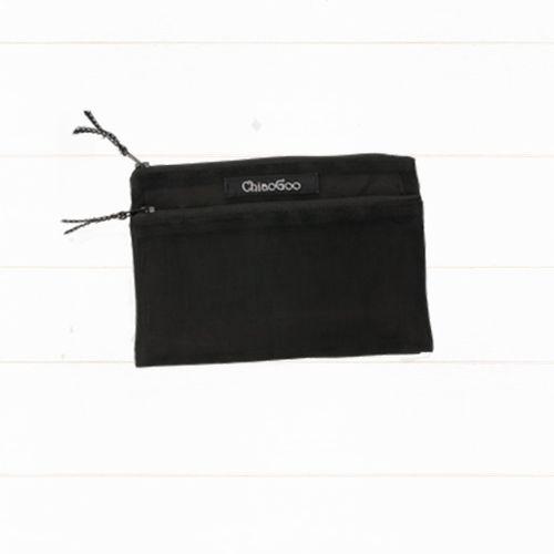 ChiaoGoo Tasche für Accessoire Black Mesh