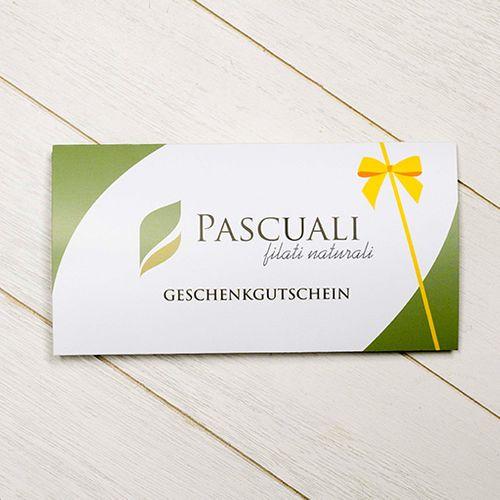 Pascuali Geschenk-Gutscheine | Perfekt für Wollverliebte