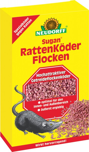 Ratten-Köderflocken