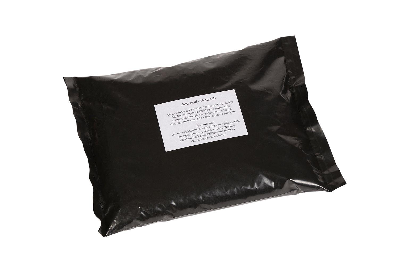 Anti Acid - Lime Mix - Säureregulierer für die Wurmkiste 2 kg – Bild 1