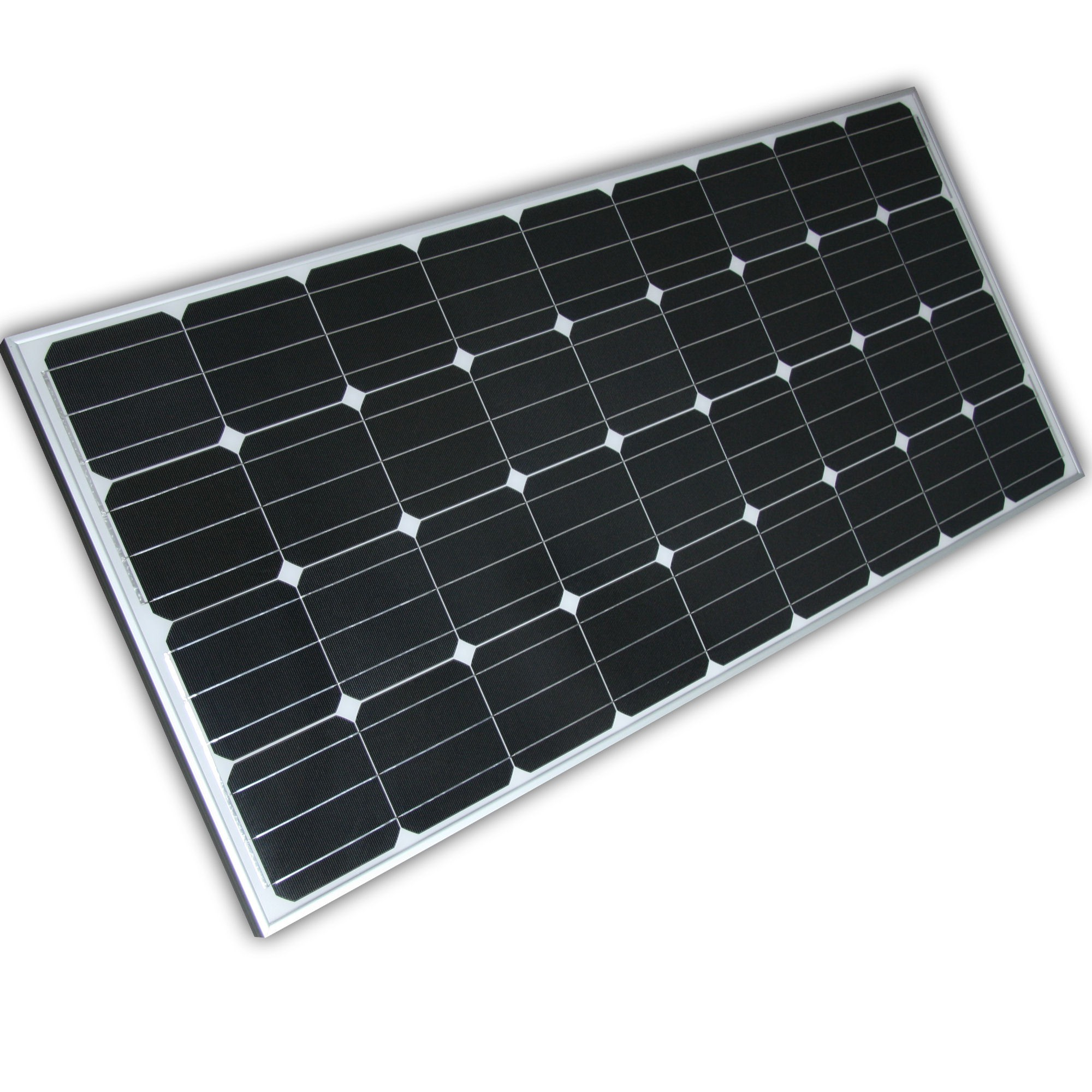 Solarpanel monokristallin