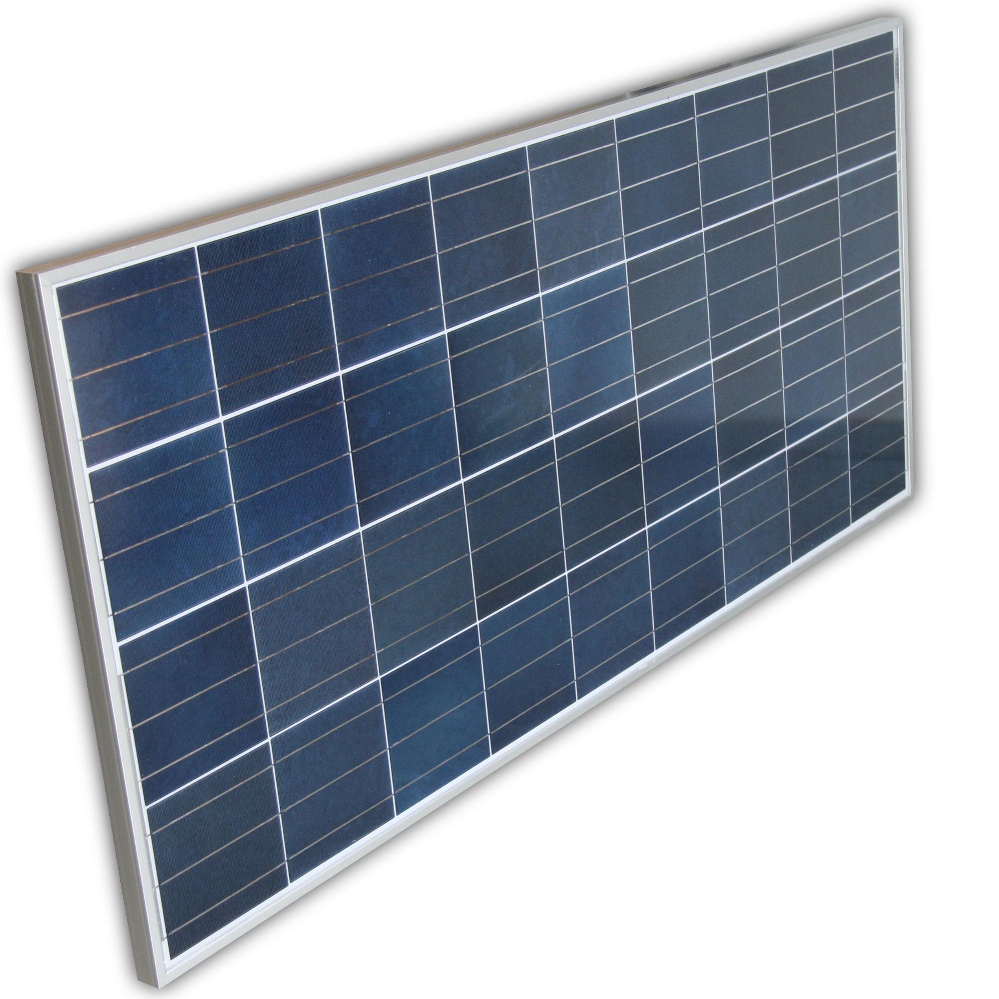 solarpanel 12v solarmodul solarzelle polykristallin 12. Black Bedroom Furniture Sets. Home Design Ideas