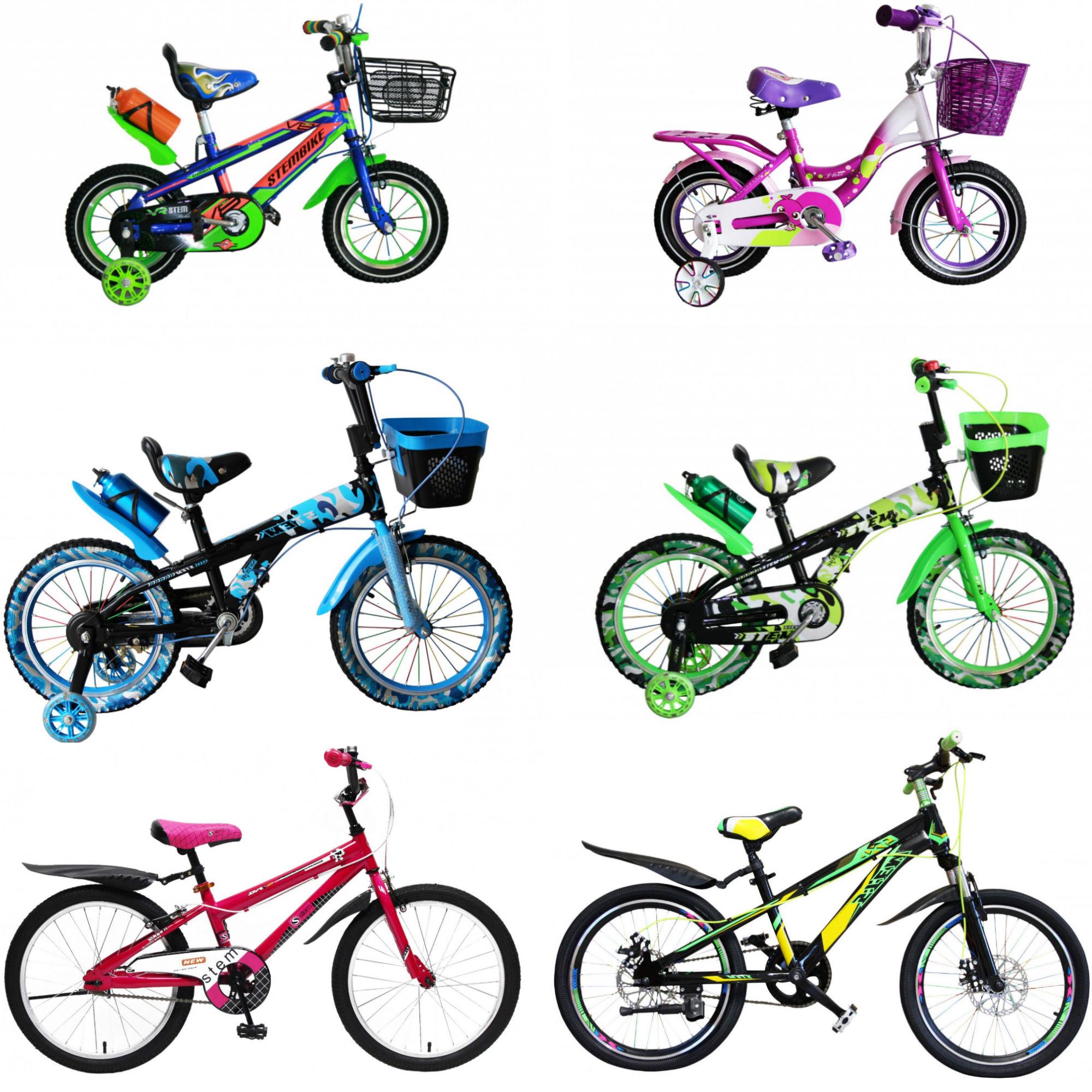 kinderfahrrad 12 16 20 zoll kinder fahrrad spielrad rad. Black Bedroom Furniture Sets. Home Design Ideas