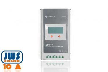 Solar Laderegler MPPT 10A automatische Erkennung 12V 24V Controller mit Display