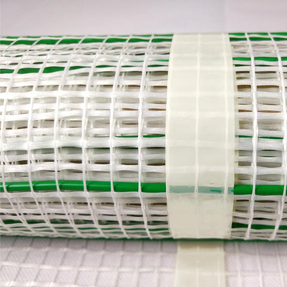 200 Watt Thermostat:RTC70.26 Komplett-Set Elektrische Fu/ßbodenheizung mit TWIN-Technologie Gr/ö/ße:2.5 m/²