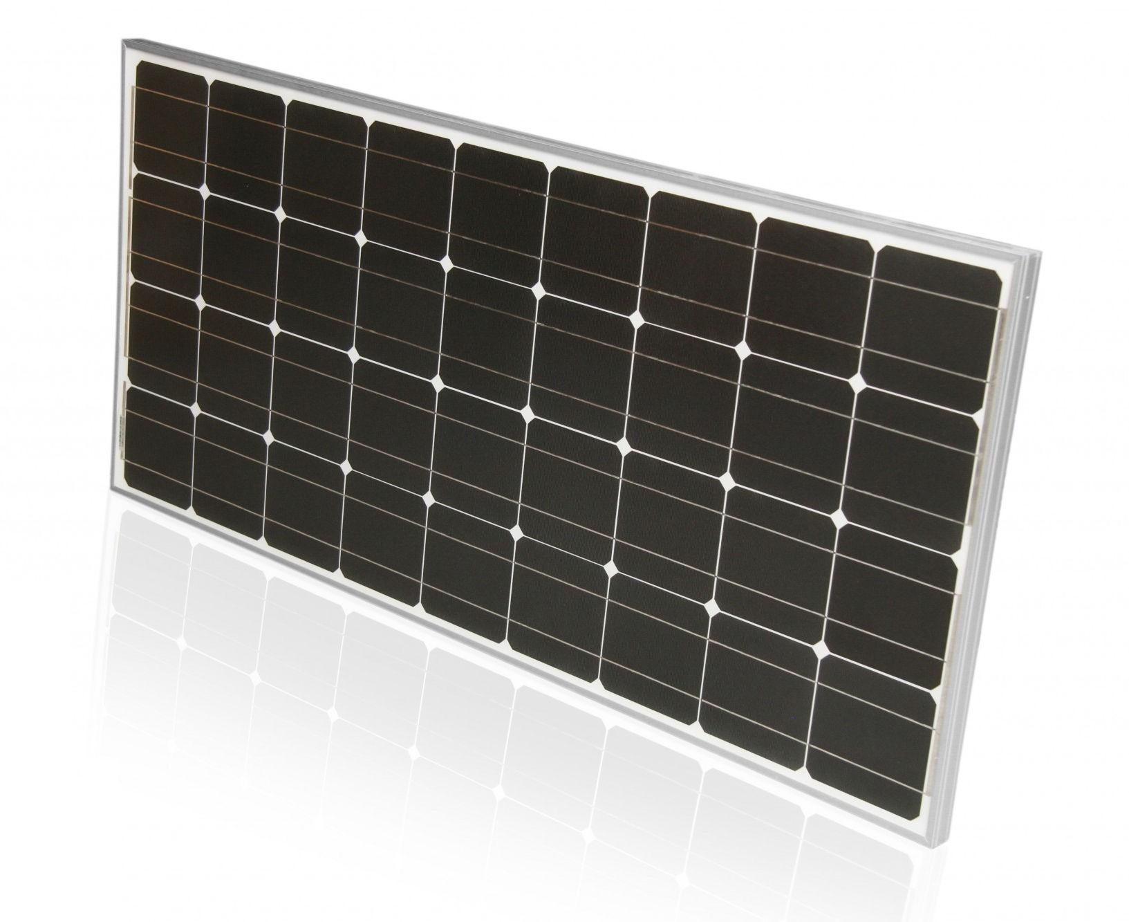 100Watt 100W Solarpanel 12Volt MONOKRISTALLIN Solarpanel Mono
