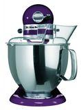 KitchenAid Artisan Küchenmaschine 5KSM150PS KSM150  solo holunderbeere EBY 3