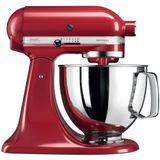 KitchenAid Artisan Küchenmaschine 5KSM175PS ARTISAN 4,8L solo empire Rot EER 3
