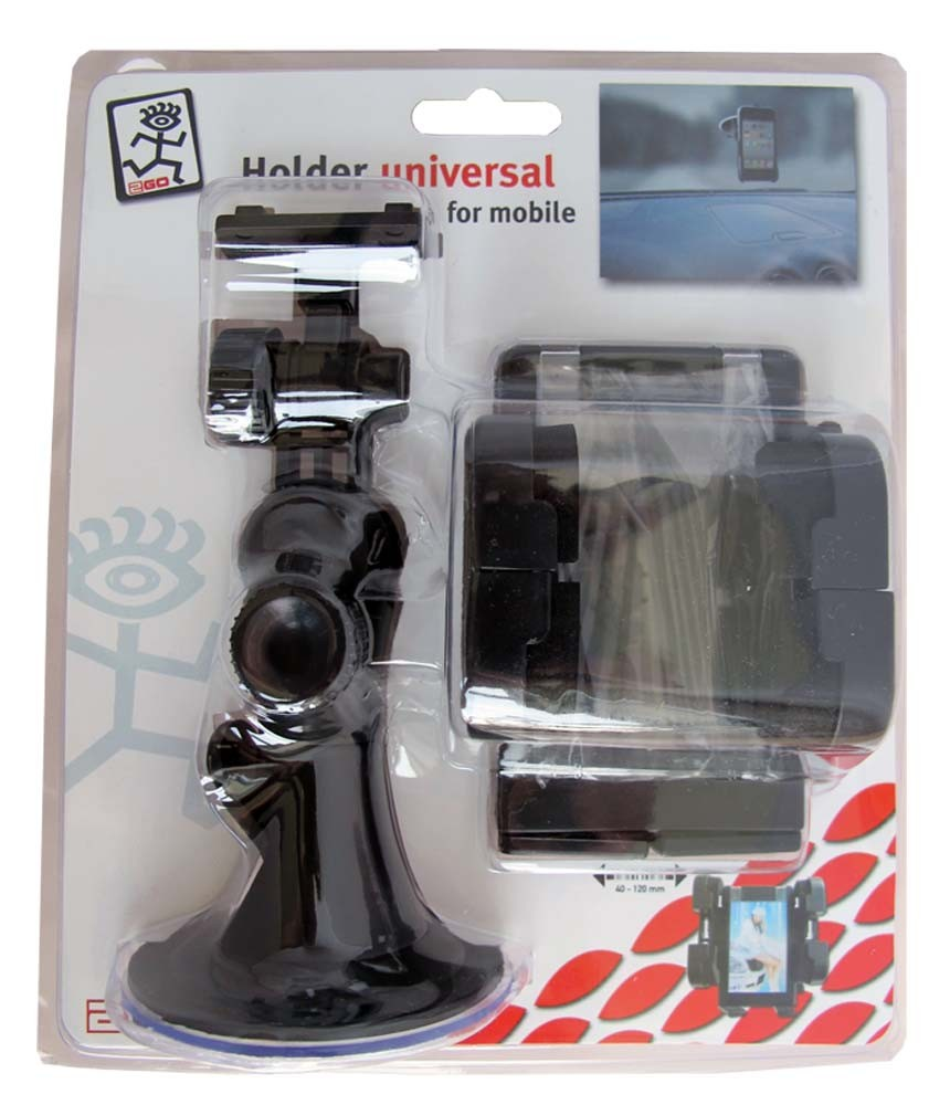 2GO universal mobile holder black – Bild 2