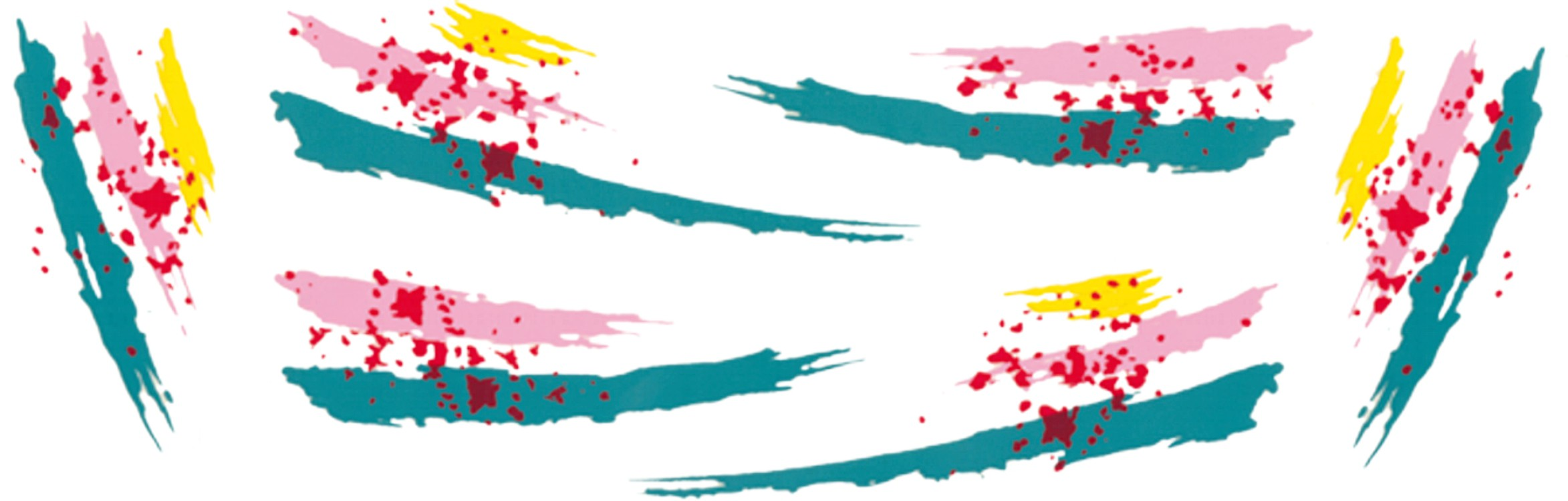 Graffity-universal-deco brush marks – Bild 1