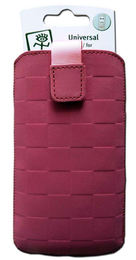 2GO mobile bag Marbella universal size 145 x 80 mm suede – Bild 1