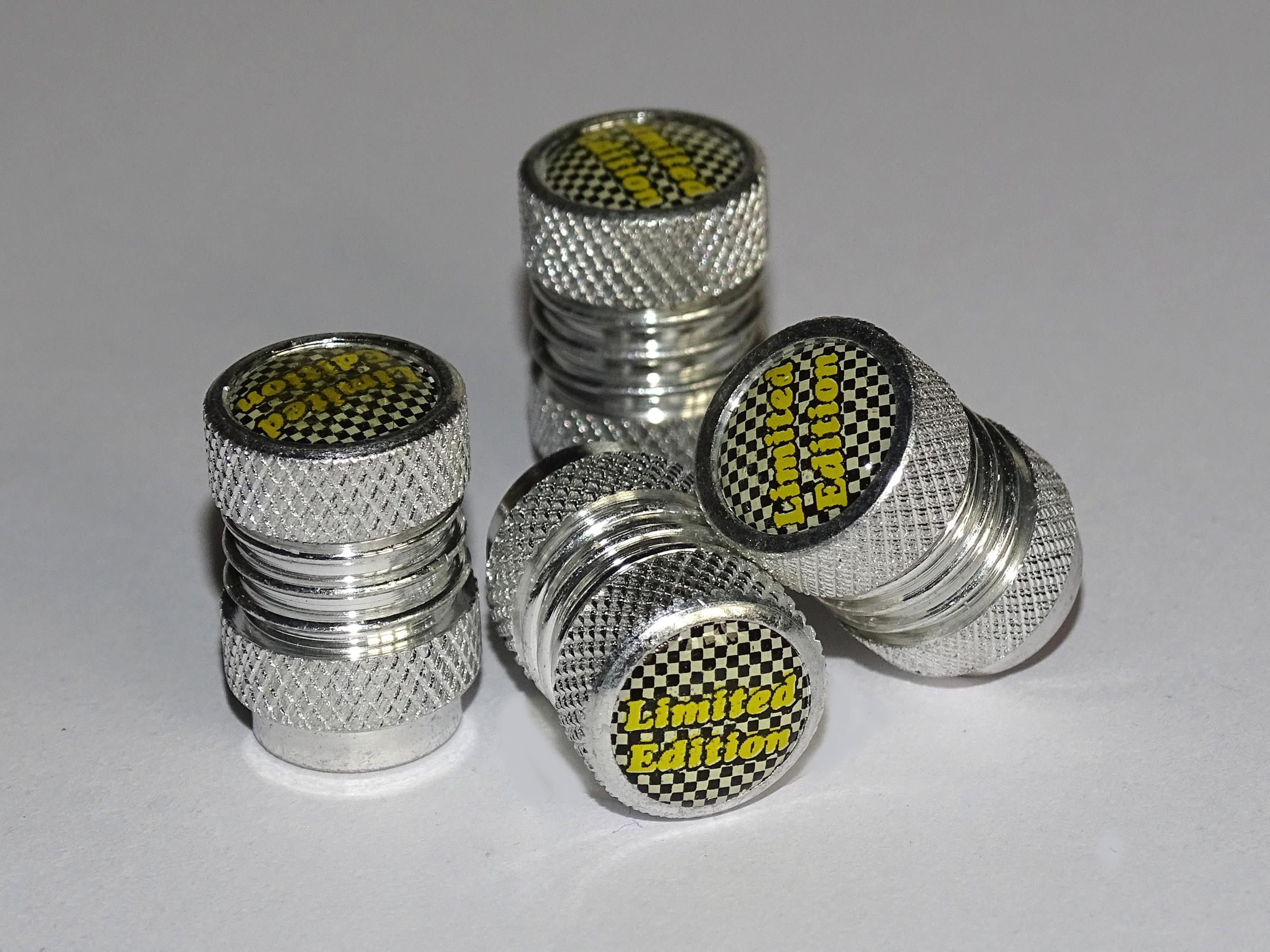 Vent-Caps Limited Edition set: 4 pieces – Bild 1