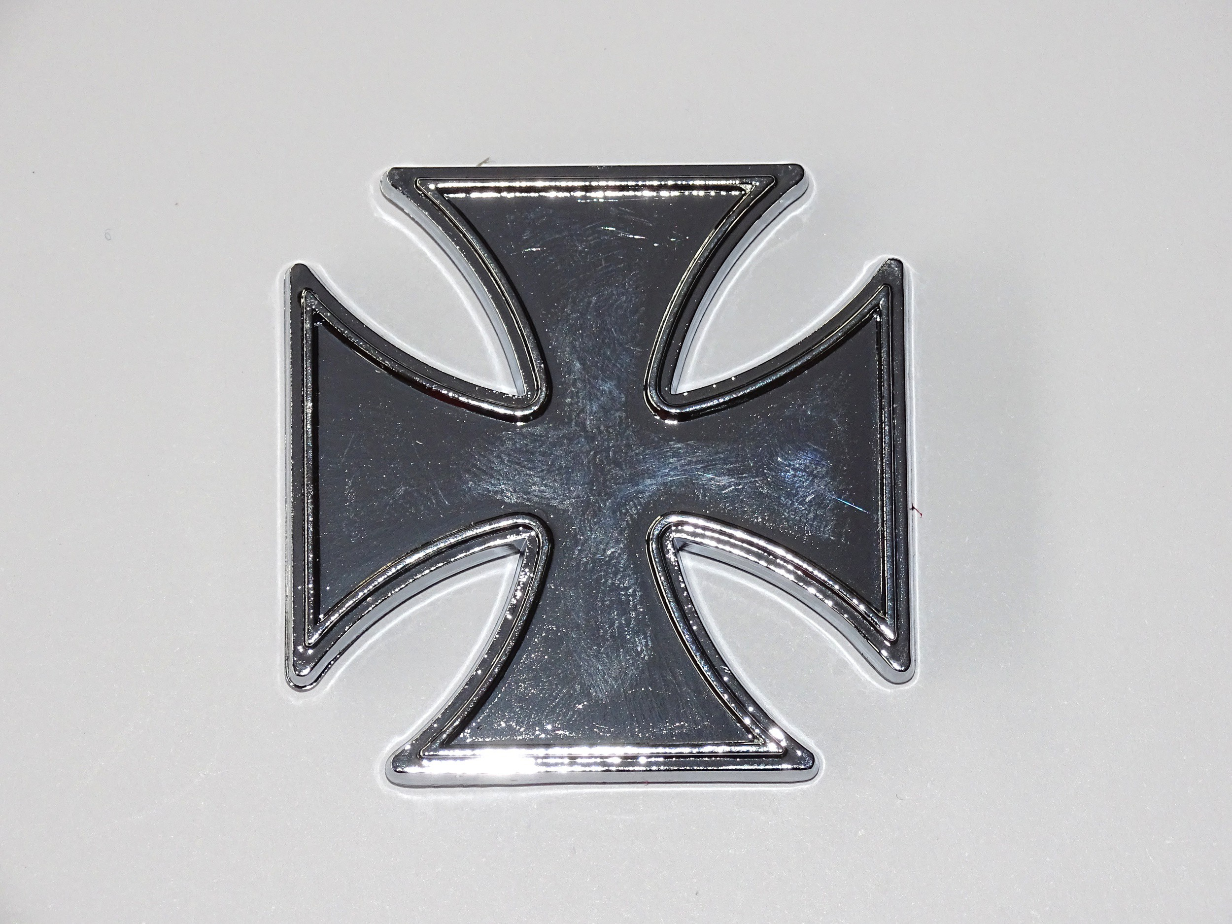 Tatou 3D moulé iron cross – Bild 2