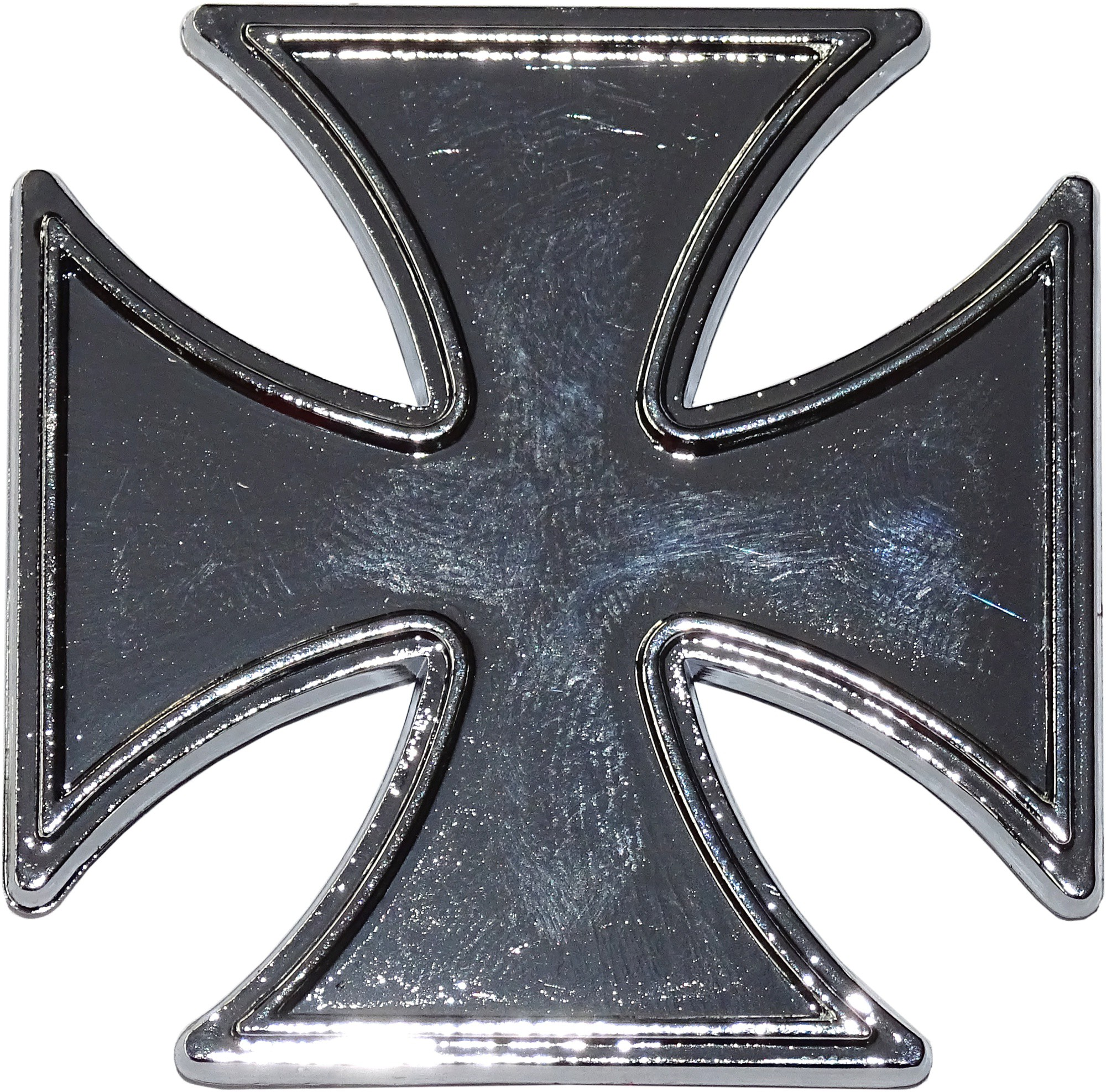 Tatou 3D moulé iron cross
