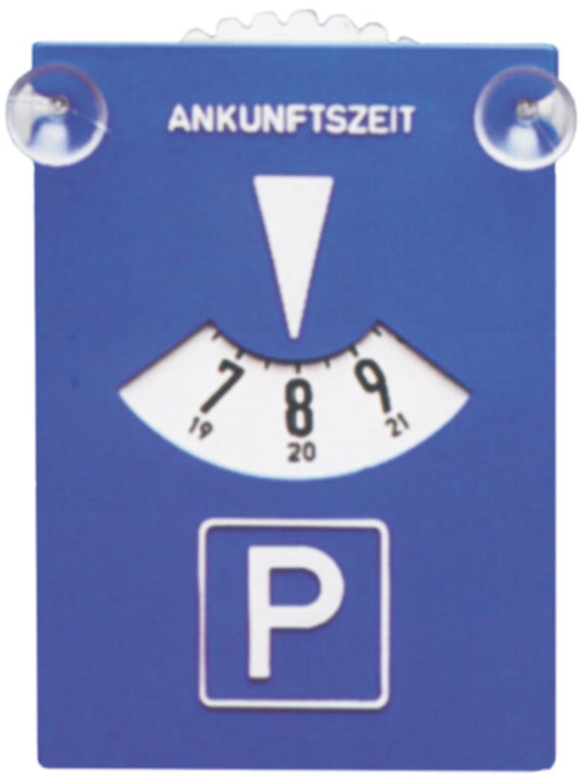 Parking disc with aspirator – Bild 1