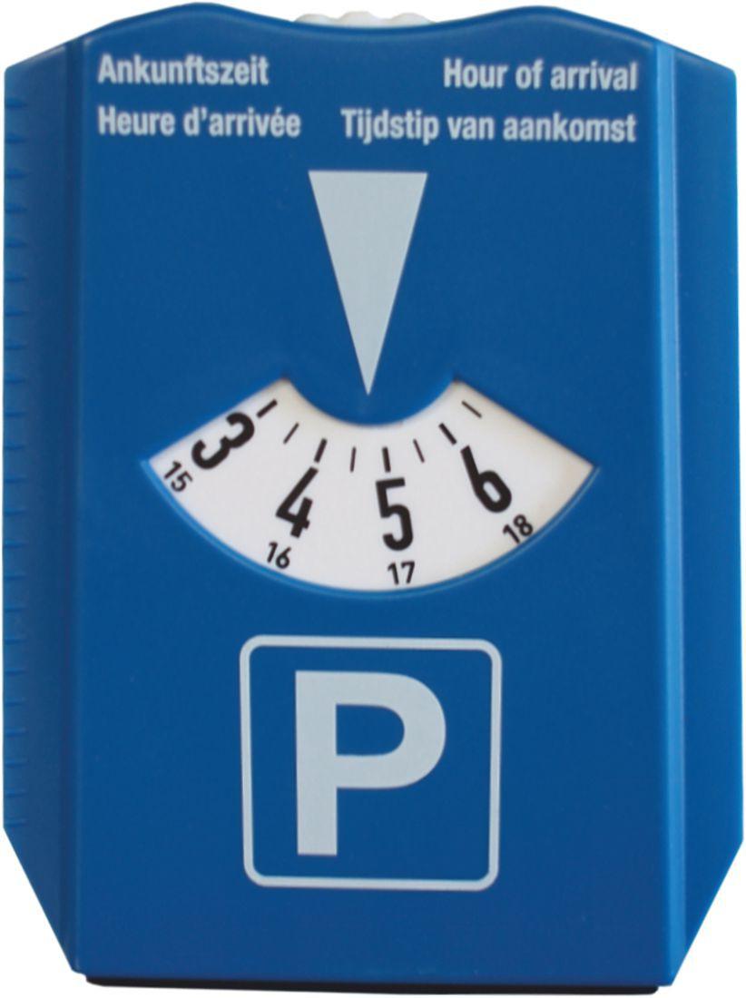 Parking disc with ice scraper – Bild 1