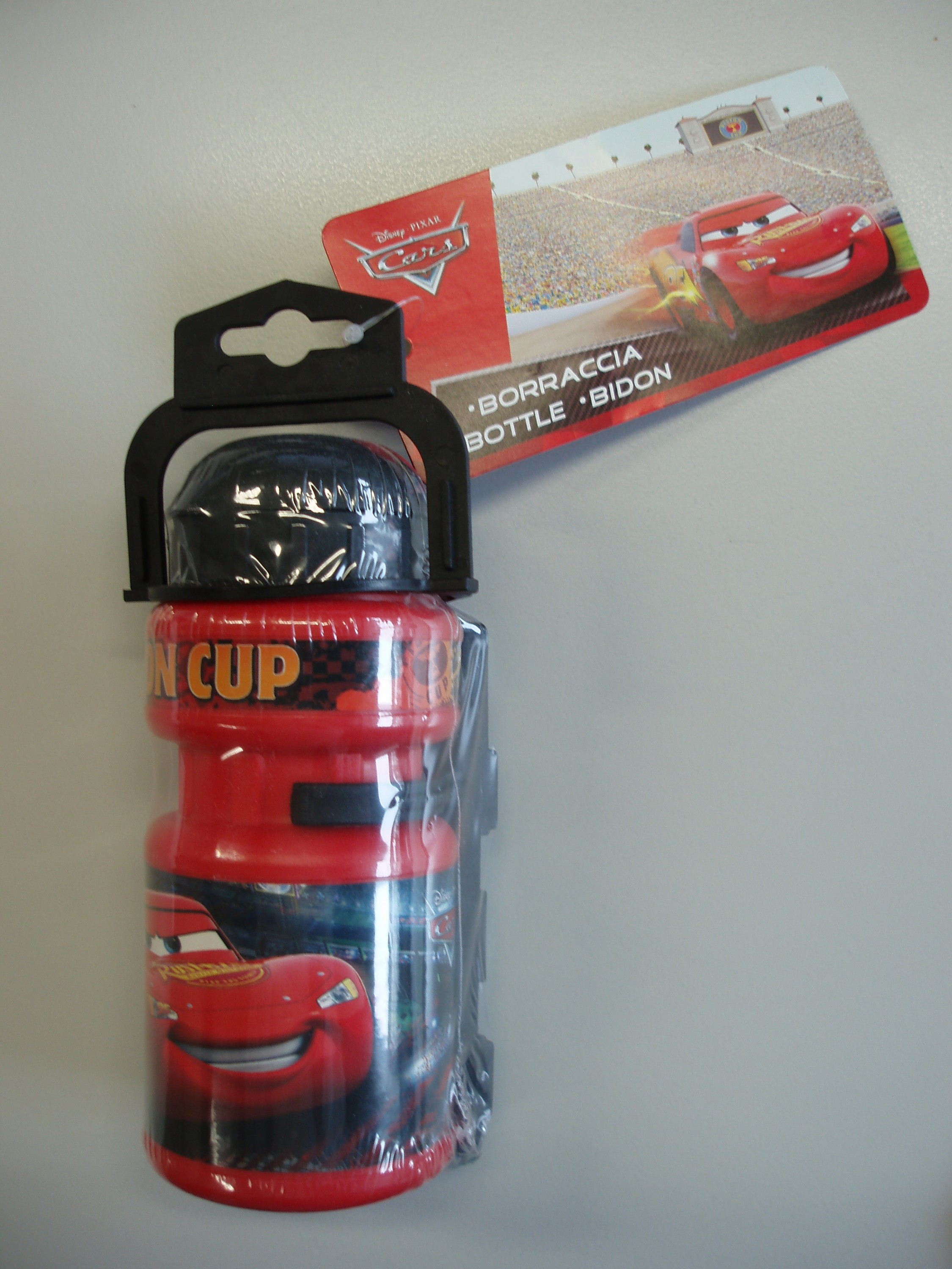 Disney Cars 2 bidon pour bicyclette – Bild 3