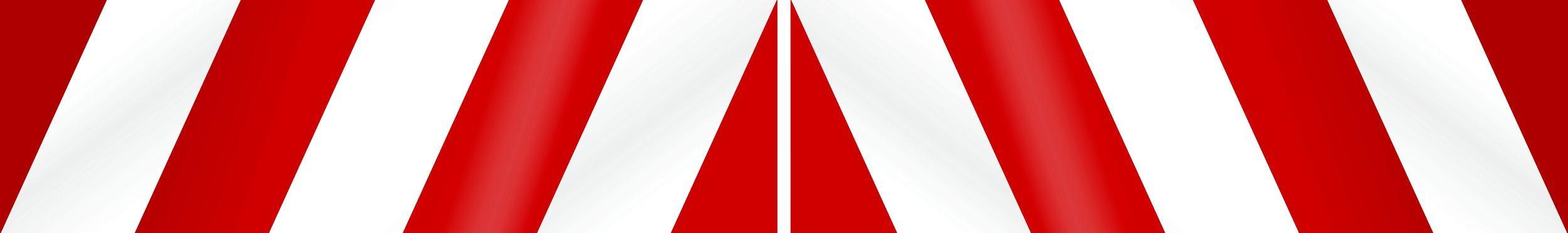 Aufkleber Reflektierender Leuchtbakenstreifen weiß/rot – Bild 1