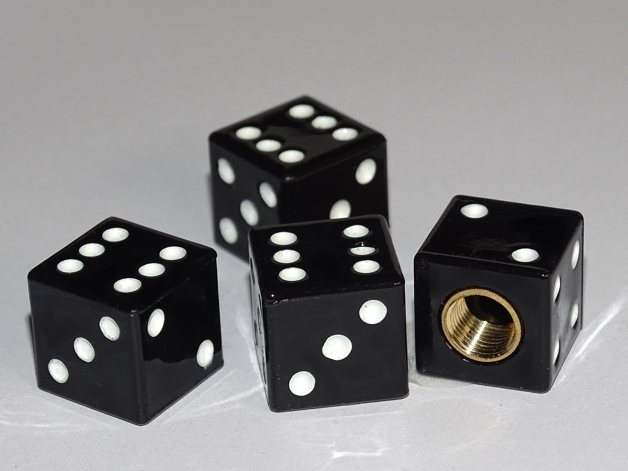 Vent-Caps Cube set: 4 pieces – Bild 1