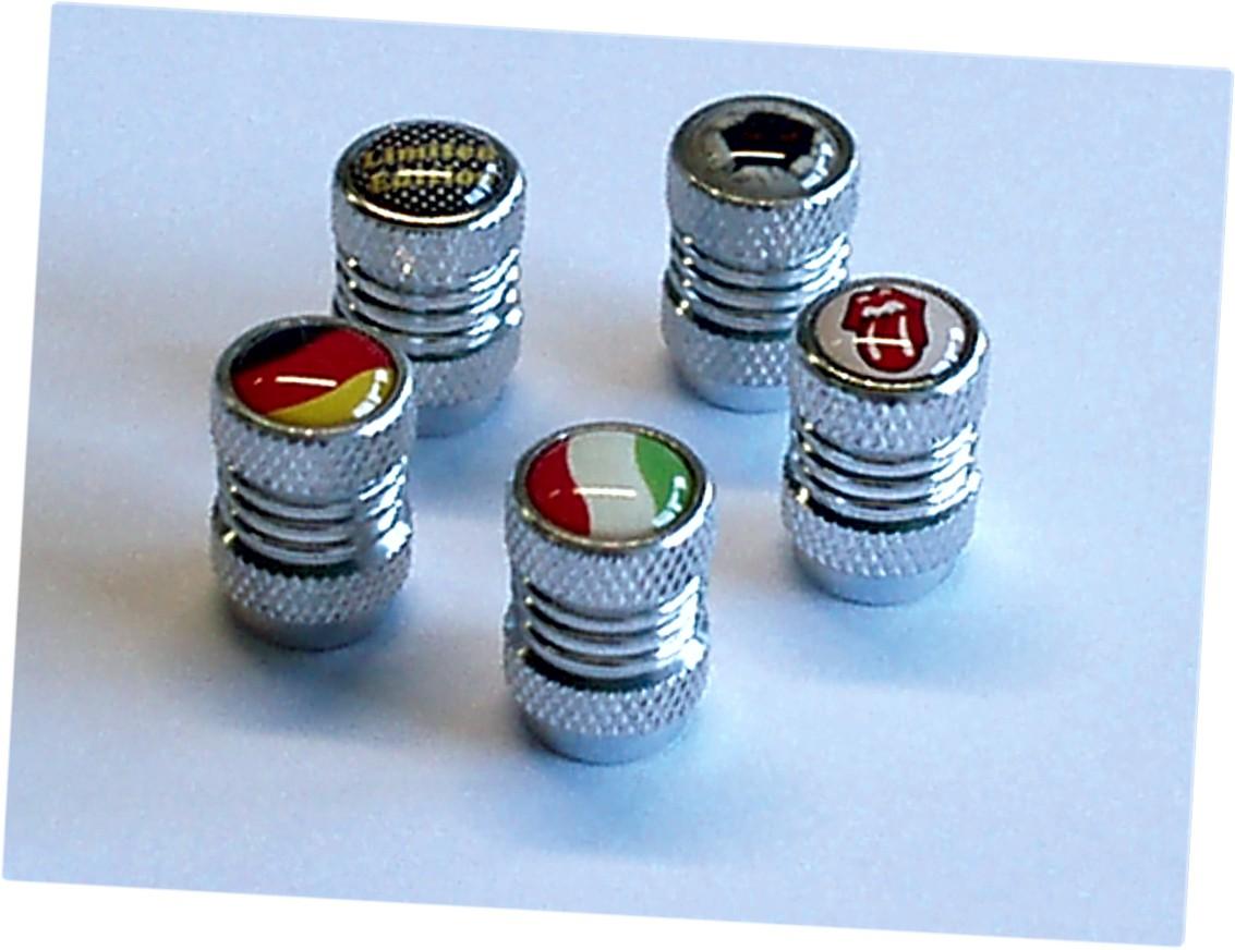 Vent-Caps Tiger set: 4 pieces – Bild 2