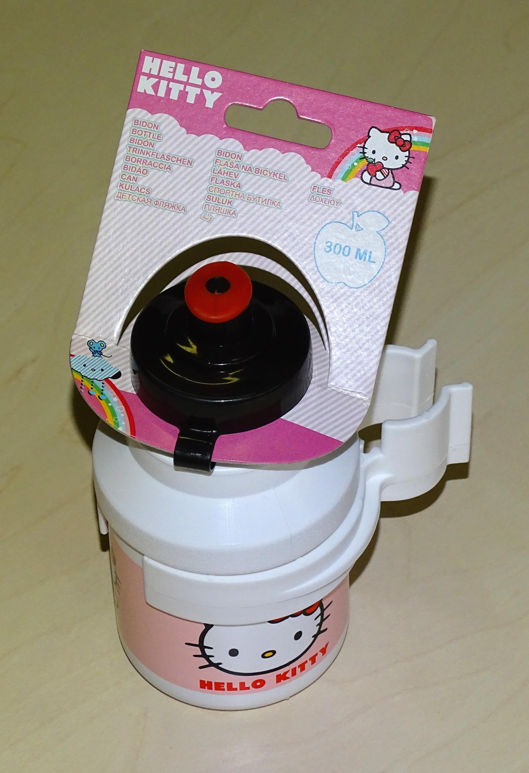 Hello Kitty Fahrradtrinkflasche – Bild 3