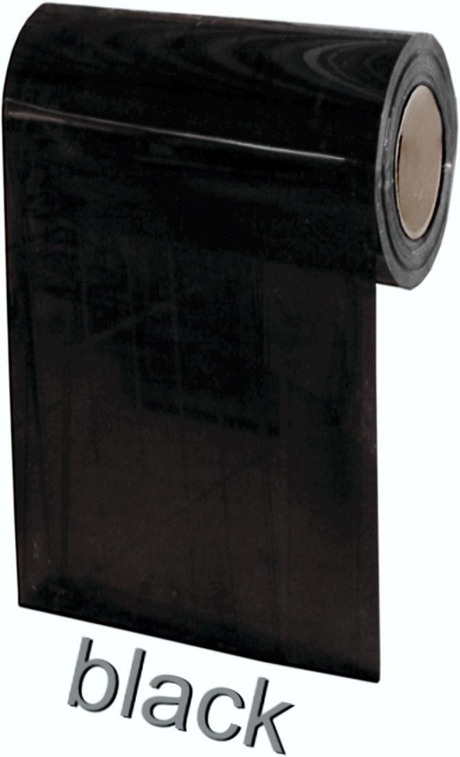 Tönungsfolie Rollenware schwarz 51 cm x 25 m