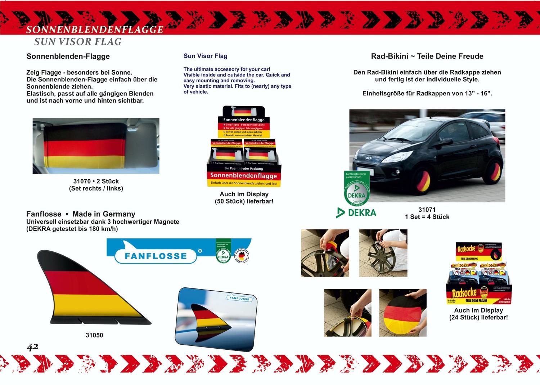 The Fanflapper - the original German flag – Bild 5