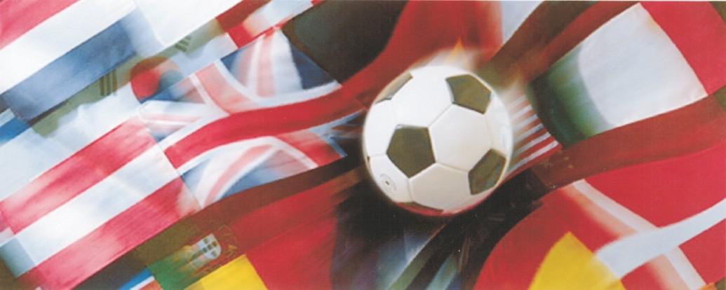 Tönungsfolie Funfolie Fußball Flaggen 75 x 140 cm Deutschland Fanartikel Olympia – Bild 2