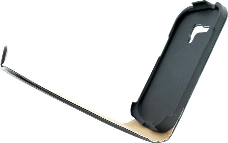 2GO Klappetui Samsung Galaxy S4 mini schwarz – Bild 2