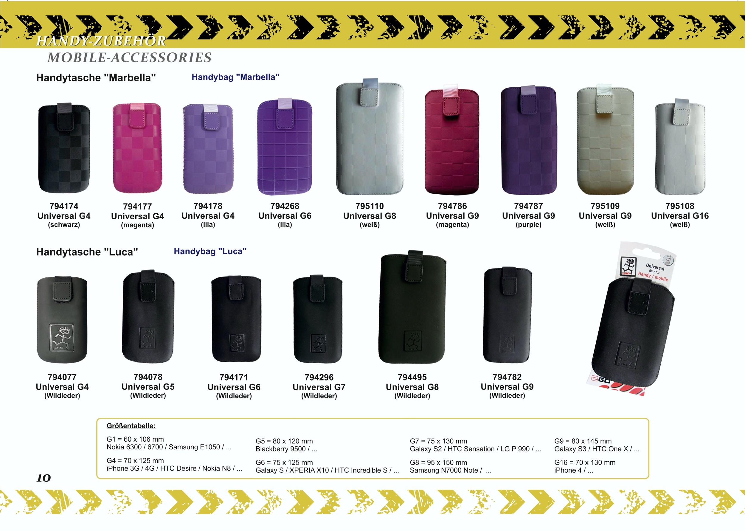 2GO Clamshell case  Samsung Galaxy S4 mini black  – Bild 3