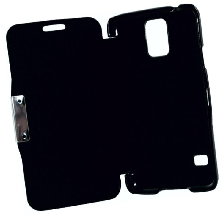 2GO Klappetui Samsung Galaxy S5 schwarz – Bild 2