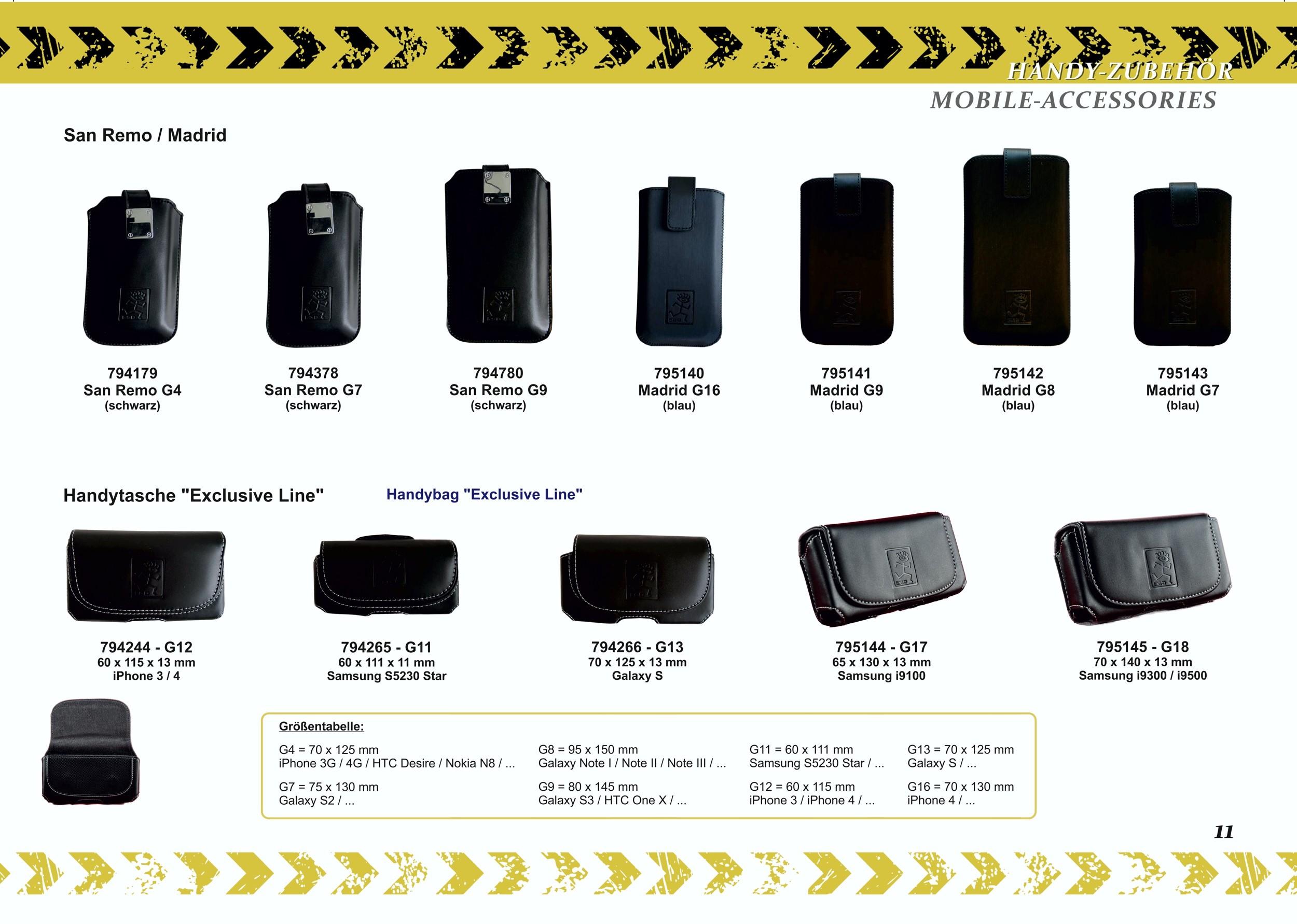 2GO Klappetui Samsung Galaxy S5 schwarz – Bild 5