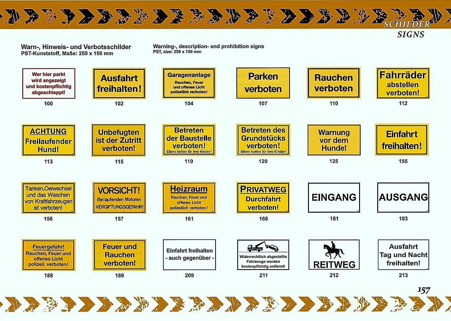 Betreten des Grundstücks verboten! Eltern haften für ihre Kinder! 150 x 250 mm Warn- Hinweis- und Verbotsschild PST-Kunststoff – Bild 4