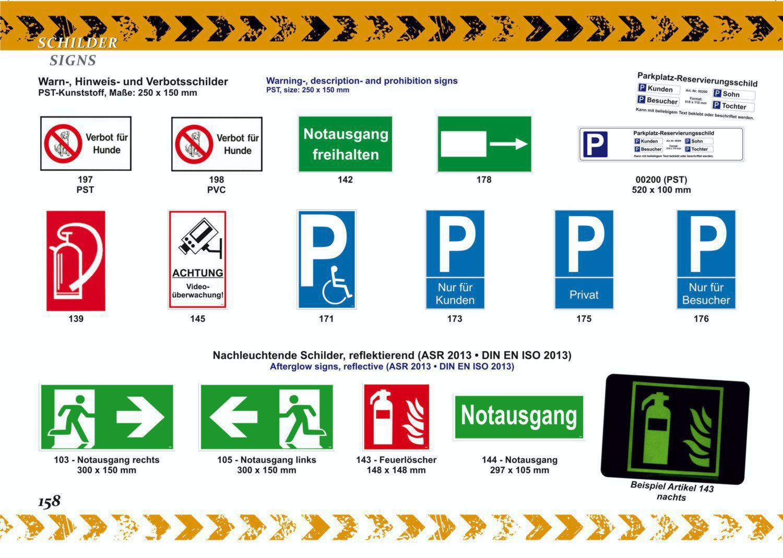 Betreten auf eigene Gefahr! 200 x 300 mm Warn- Hinweis- und Verbotsschild PST-Kunststoff – Bild 5