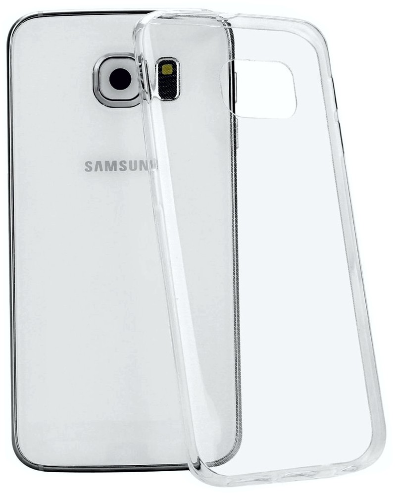 2GO TPU-Case for Samsung Galaxy S6 transparent – Bild 1